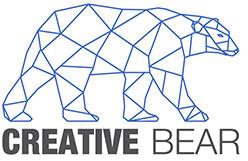 logo creative bear
